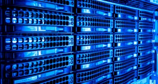 rack of servers wordpress